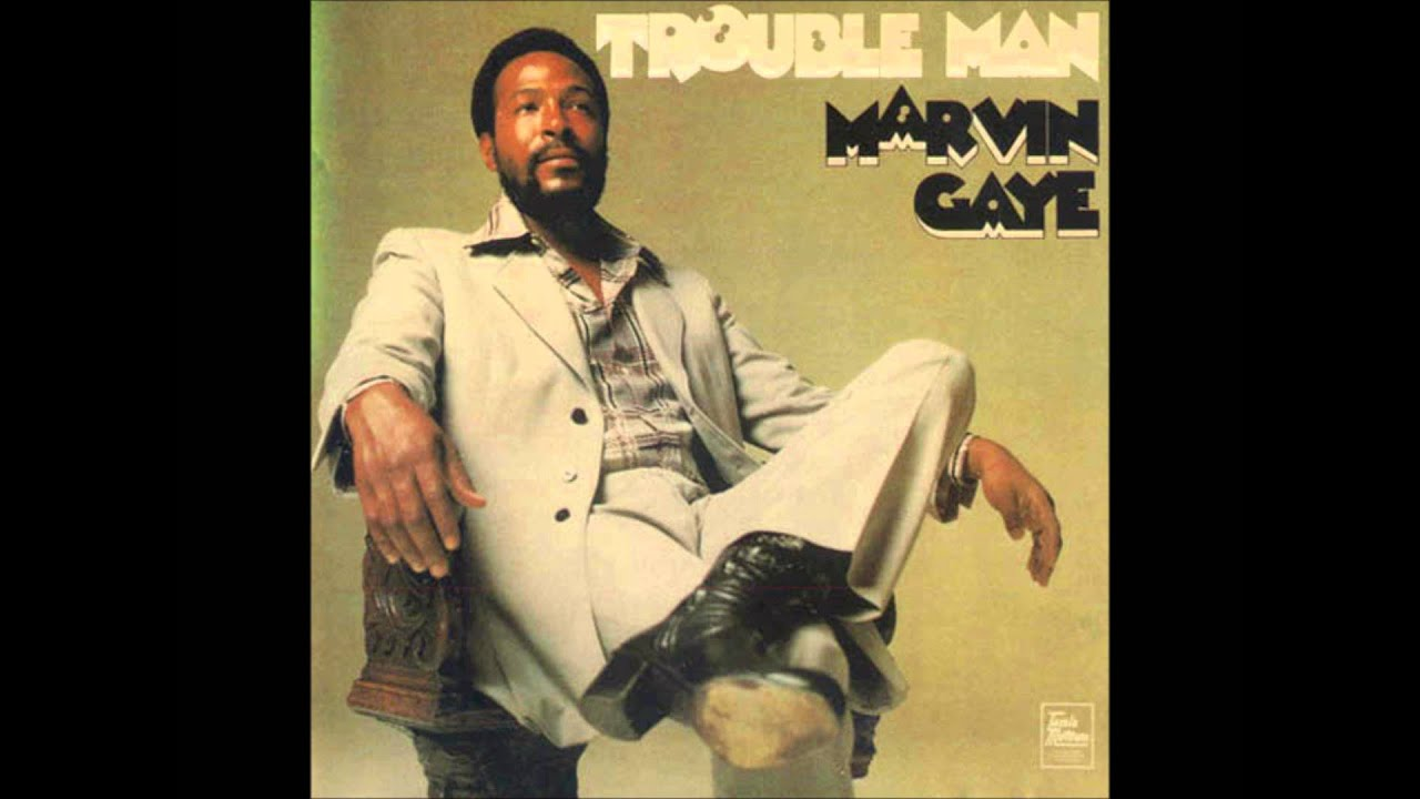 marvin gaye trouble man 1972