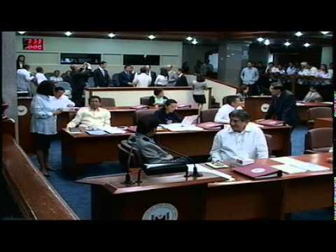 Senate Session No. 66 (May 5, 2014)