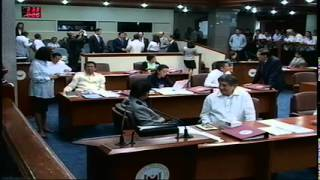 Senate Session No. 66 (May 5, 2014)