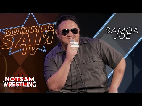 Samoa Joe - AJ Styles Story, Brock Lesnar, Attitude Era v Today, etc - Notsam Wrestling