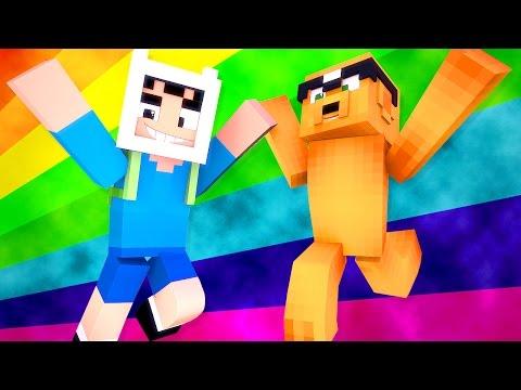 Minecraft: HORA DE AVENTURA! (Build Battle)