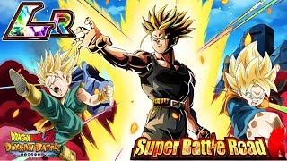 POWER OF THE HYBRIDS! HALF-SAIYAN CATEGORY VS SUPER SBR: DBZ Dokkan Battle