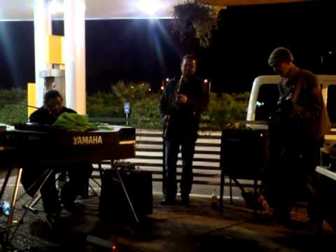 """Daniel Dworsky & friends live at Abrada do """"Hard Times"""" by Ray Charles"""