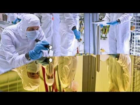 Extreme Precision: Amber Straughn on the James Webb Space Telescope