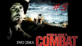 World War II Combat: Iwo Jima #5[Штурм Сурибачи]