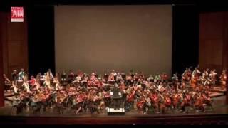 Concert du Junior Orchestra le 8 mai 2011 à Aix-en-Provence