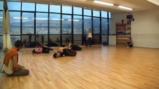 CONTEMPORARY DANCE WORKSHOP WITH FOTIS NIKOLAOU