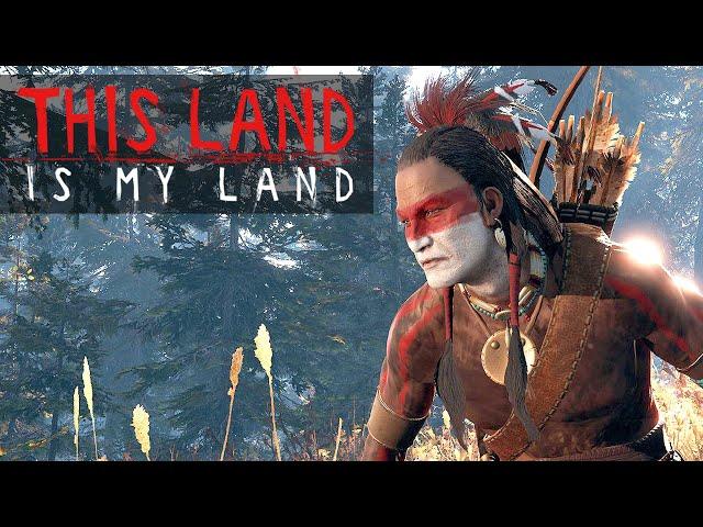 Mit Stein gegen Pistolen 🦅 This Land Is My Land #18 🦅 [Lets Play Deutsch]