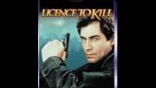 "007James Bond "" Licence to kill "" theme ."