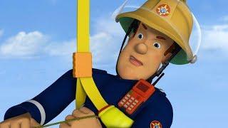 Sam le Pompier francais |  Les trappeurs de Pontypandy | Épisode Complet | Dessin animé