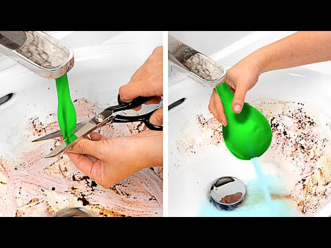 24 COOL HOME HACKS THAT WILL CHANGE YOUR EVERYDAY ROUTINE
