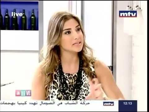 The importance of Breakfast for Children, Dietitian Christelle Bedrossian, MTV, Beirut-Lebanon