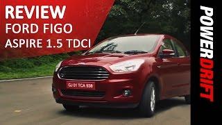 Ford Figo Aspire 1.5 TDCi : Review : PowerDrift