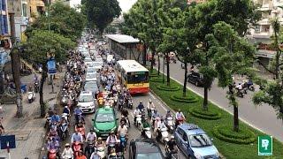 Phóng Sự Việt Nam: Văn hóa giao thông trách nhiệm thuộc về ai ?