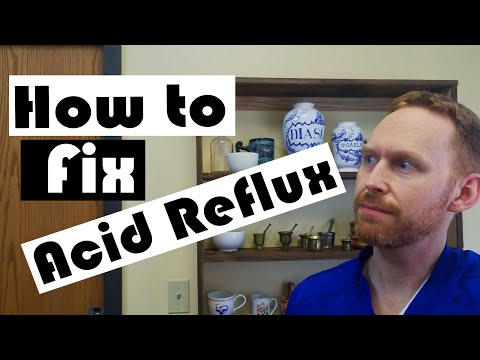 Acid Reflux & Digestive Disorders