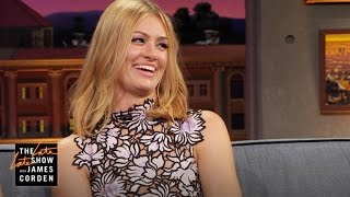 Beth Behrs Would Dominate 'Big Brother'