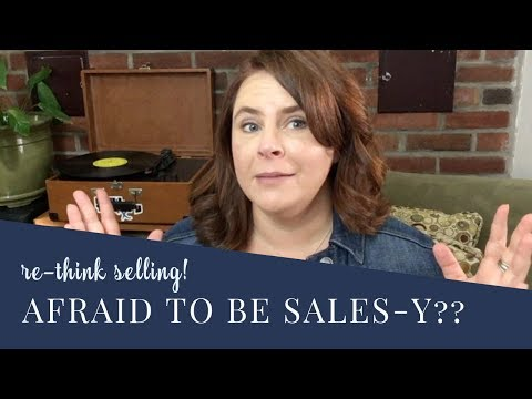 Sales Failure! How to sell photography and get over the fear of sales and asking for money for art