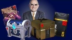 Lootboxen und Glücksspiel in Deutschland - Was sagt das Gesetz?