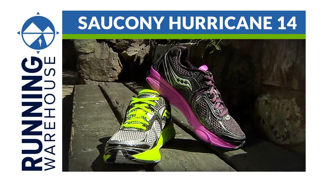 men's saucony powergrid hurricane 14 review