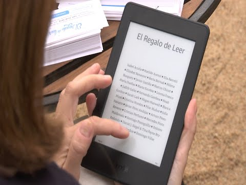 Amazon Lanza Un EBook Sobre Qué Significa Leer Para 30 Autores
