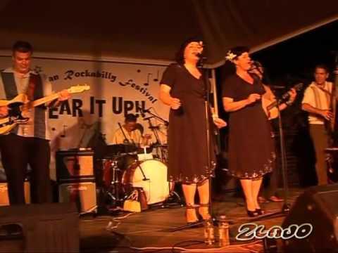 """The Haystack Hi-tones at Rockabilly Festival """"Tear It Up"""" Croatia 2012"""