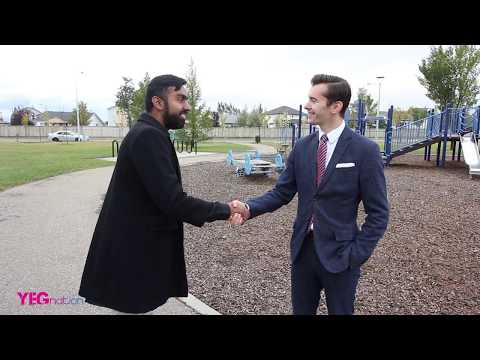 "Edmonton Elections: Justin Draper ""Our Government Should Look Like The People It Represents"" Ward 4"