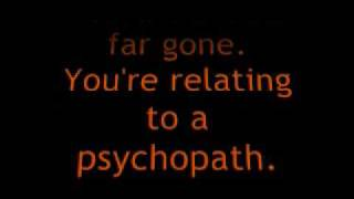 "Macy Gray-""Relating to a Psychopath"" (with Lyrics)"