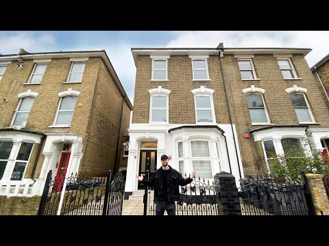 Inside A £1,750,000 London Town House (full property tour)