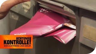 Briefkasten vollkommen überfüllt: Kommt deshalb die Post nicht an?   Achtung Kontrolle   kabel eins