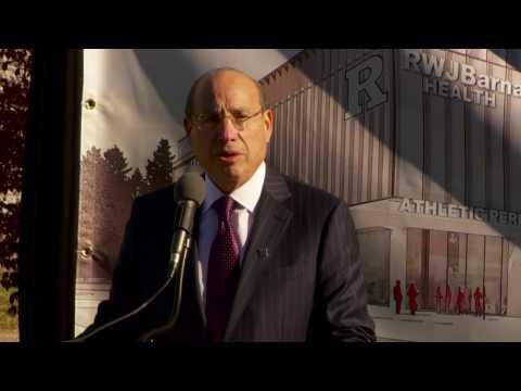 RWJBarnabas Health and Rutgers Partner to Create World-Class Sports Medicine Program
