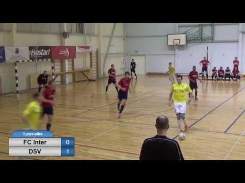 FC INTER STAR* - DSV Transport    Elites līga