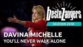 Davina Michelle - You'll never walk alone | Beste Zangers 2018