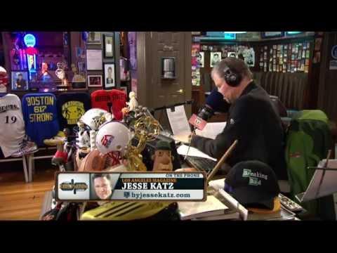 Jesse Katz on the Dan Patrick Show (Full Interview) 4/16/14