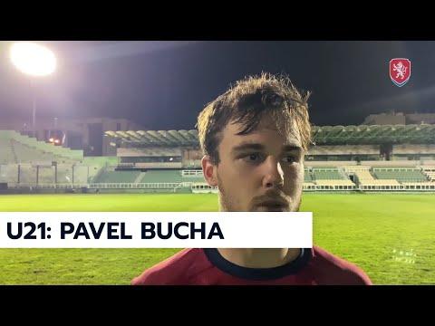 ČR U21   Pavel Bucha po výhře v Řecku