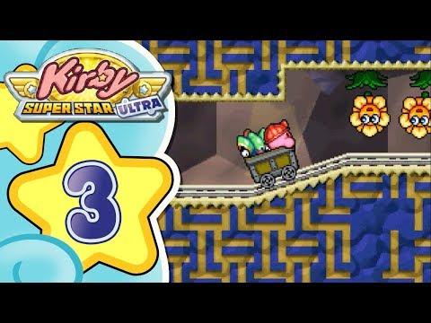 Kirby Super Star Ultra ITA [Parte 3 - La Grande Offensiva Speleologica]