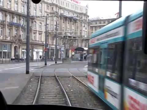 Straßenbahn Frankfurt am Main Trams in Frankfurt am Main