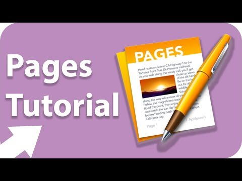 Pages Tutorial For Beginners 2018