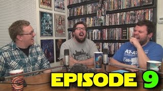 Nerf Herders Podcast #9: Deadpool Officially Confirmed Rated R!