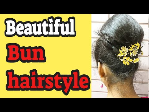 a-beautiful-bun-hairstyle-for-party-and-weddings.-bridal-hairstyle.