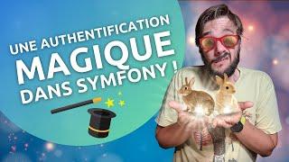Miniature catégorie - Une authentification MAGIQUE dans Symfony !