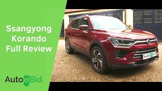 2020 Ssangyong Korando Full Review - 45 minutes
