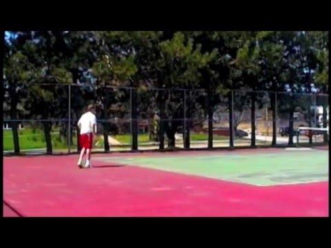 Jenner Bryan Recruiting Tennis Video