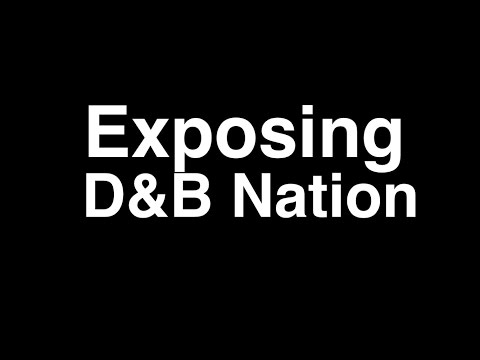 I'm The D&B Nation Hacker I Guess...