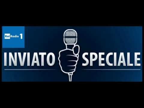 RAI RADIO 1 - Il programma INVIATO SPECIALE intervista Nino Graziano Luca e Thomas Schäfer-Elmayer