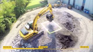 Turn your excavator into a real crusher!