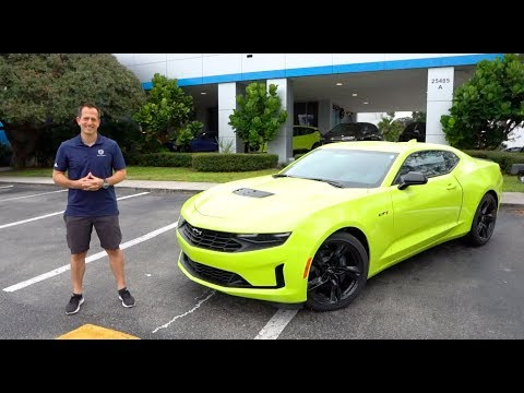 Is The NEW 2020 Chevy Camaro LT1 The BEST Sports Car Under $40k?