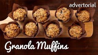 Video BACK TO SCHOOL | Granola Muffins download MP3, 3GP, MP4, WEBM, AVI, FLV September 2018