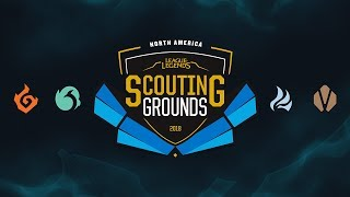 2018 NA LCS Scouting Grounds Finals