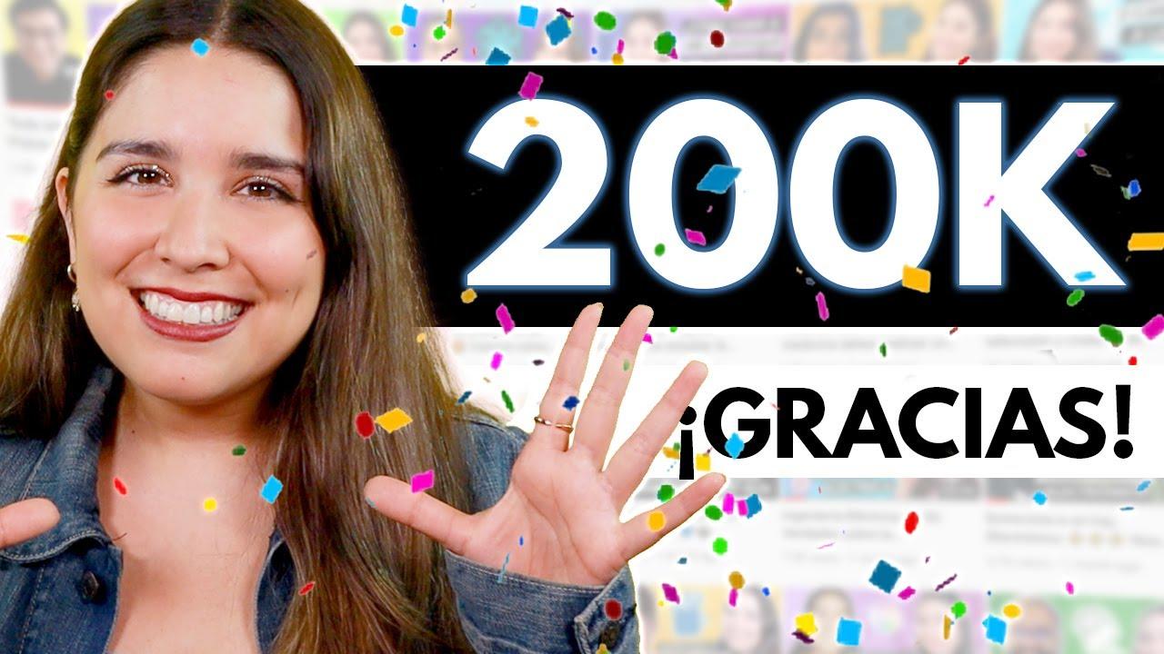 200,000 Gracias 🥳️  Deja de pensar que no eres suficiente 🧡 Orientación es Vocación 🧡 Marcela Sotelo