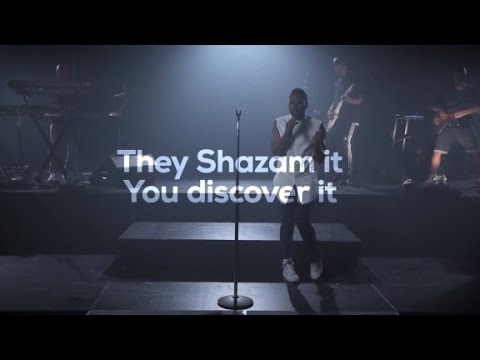 Shazam connects with artists' playlists